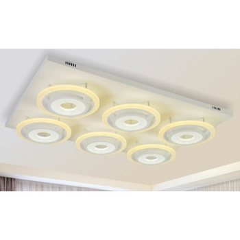 Plafon LED RING 105cm 104Watt P200